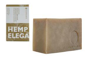 Χειροποίητο Σαπούνι με Βιολογική Κάνναβη Kannabio Elegance 105gr