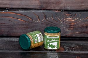 Πάστα πράσινης ελιάς σε βάζο 180γρ