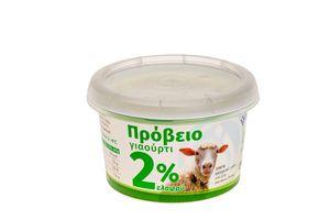 Γιαούρτι πρόβειο   2%   Γρατσανης     220gr,
