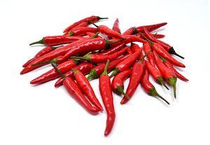 Πιπεριές Τσίλι Κόκκινες Εισαγωγής 100γρ