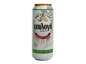 """Μπύρα """"επιλογή"""" κουτί 500ml"""
