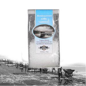 Φυσικό, ανεπεξέργαστο, αλάτι Μεσολογγίου  500g - Συσκευασία 28 τεμαχίων