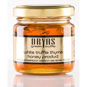 Θυμαρίσιο μέλι με λευκή τρούφα 100gr