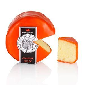 Cheddar Ginger Spice 200g