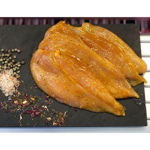 Φιλέτο Στήθος Κοτόπουλου Μαριναρισμένο Με Σαφράν Παραγωγής Μας Κιλό
