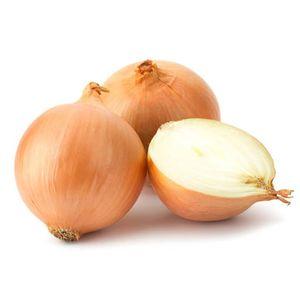 Κρεμμύδια Λευκά Ξερά Βοιωτίας 1kg