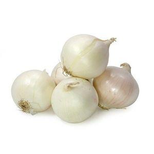 Κρεμμύδια Ολόλευκα 1kg