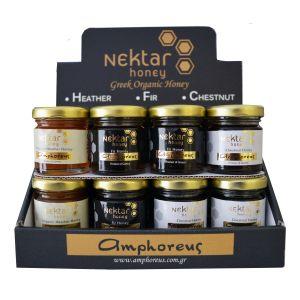 Βιολογικό  Μέλι Ελάτης  50 gr- Συσκευασία των 20 τεμαχίων