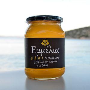 Μέλι πορτοκαλιάς 980g