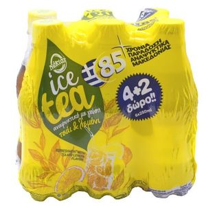 Nektar κρύο τσάι λεμόνι 280ml