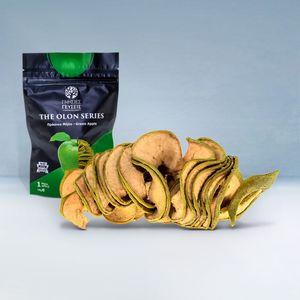 Τσιπς Πράσινο Μήλο 20g – The OLON Series – 1 μήλο