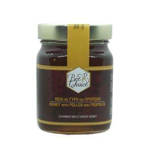 Μέλι με Γύρη και Πρόπολη 250 γρ