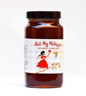Μέλι Ανθέων 1 κιλό