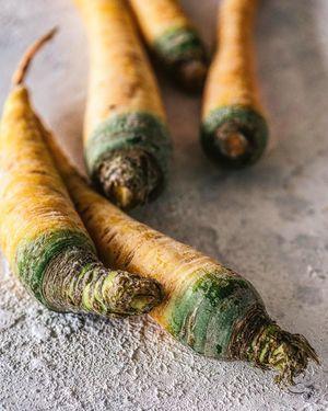 Καρότα Κίτρινα 1kg
