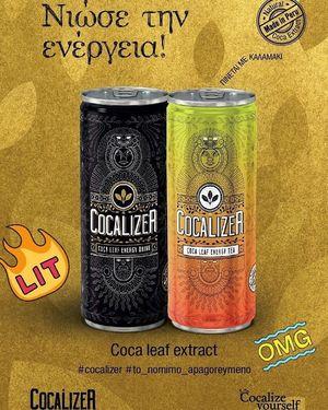 Cocalizer Energy Tea 0,25lt