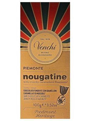 Σοκολάτα Venchi Nougatine Bar 100g