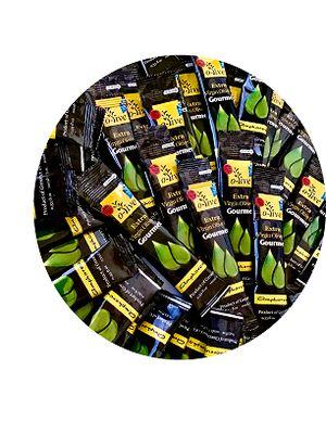 Ατομικές Μερίδες Ελαιολάδου Gourmet  10ml - Συσκευασία κιβωτίου 400 τεμαχίων