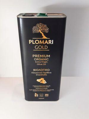 Βιολογικό εξαιρετικό παρθένο ελαιόλαδο 4000ml PLOMARI GOLD