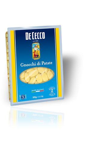Ζυμαρικά De Cecco Gnocchi Di Patate 500g