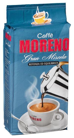 Καφές Espresso αλεσμένος MORENO ποικιλία Gran Miscela 250 gr