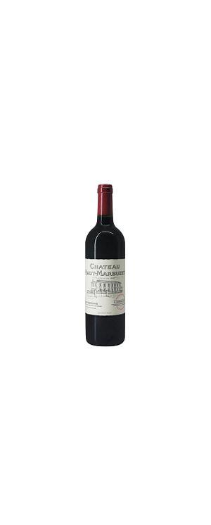 B) Château Haut Marbuzet Cru Bourgeois 750ml (Χρονιά: 2012)